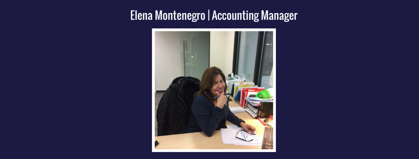 Elena Montenegro | Accounting Manager