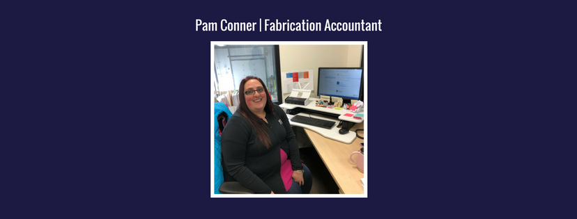 Pam Conner | Fabrication Accountant